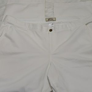 Old Navy Boot Cut Low Rise Khakis
